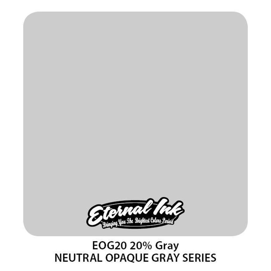 20% Neutral Gray