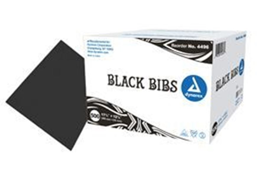 Lap Cloths - Black
