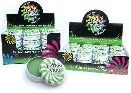 Tattoo Goo Tins