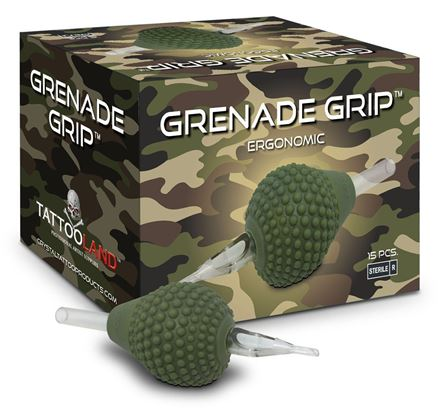Picture for category Grenade Grips